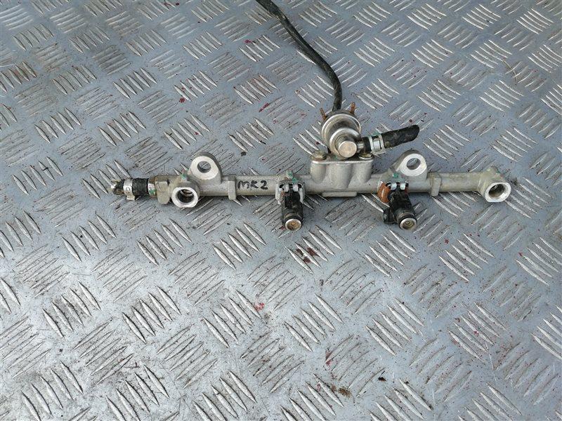 Топливная рампа Geely Mk MR479QA 2012 (б/у)