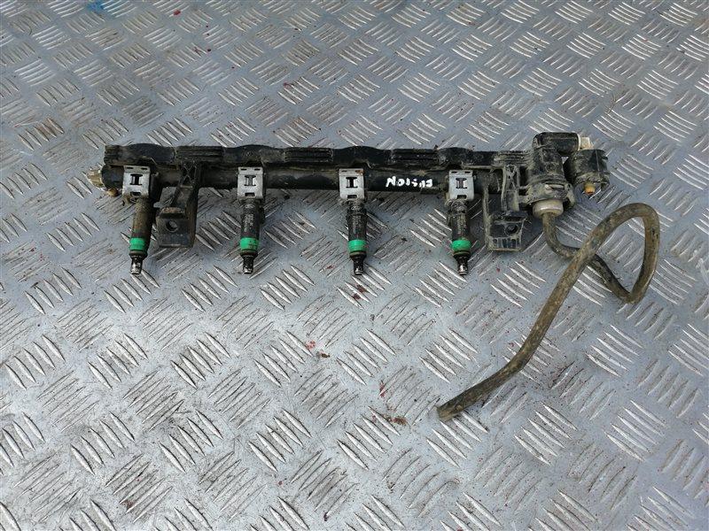 Топливная рампа Ford Fusion CBK FXJA 2007 (б/у)