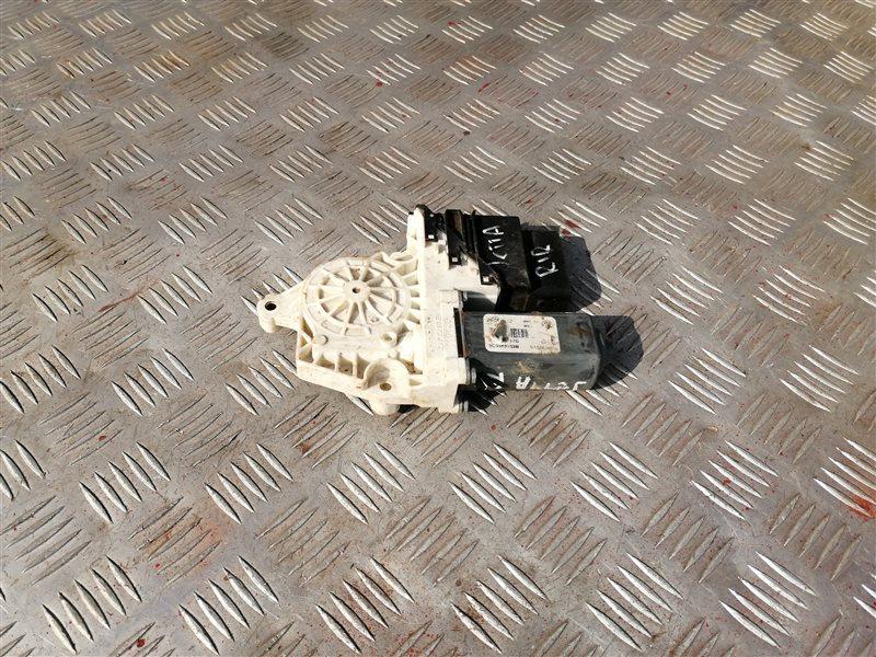Моторчик стеклоподъемника Volkswagen Jetta 6 162 CLR 2012 задний правый (б/у)