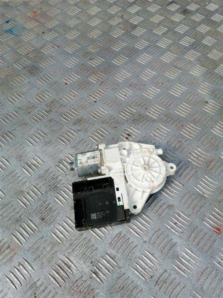 Моторчик стеклоподъемника Volkswagen Jetta 6 162 CLR 2012 передний правый (б/у)