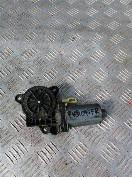 Моторчик стеклоподъемника Ford Fusion CBK FXJA 2007 передний правый (б/у)