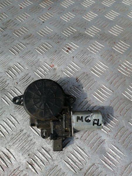 Моторчик стеклоподъемника Mazda 6 GJ PE-VPS 2014 передний левый (б/у)