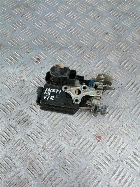 Замок двери Chevrolet Lacetti J200 F14D3 2012 передний правый (б/у)