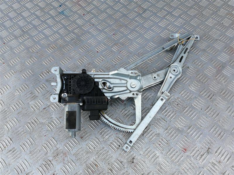 Стеклоподъемник Opel Astra H Hatchback L48 Z18XER 2008 передний правый (б/у)