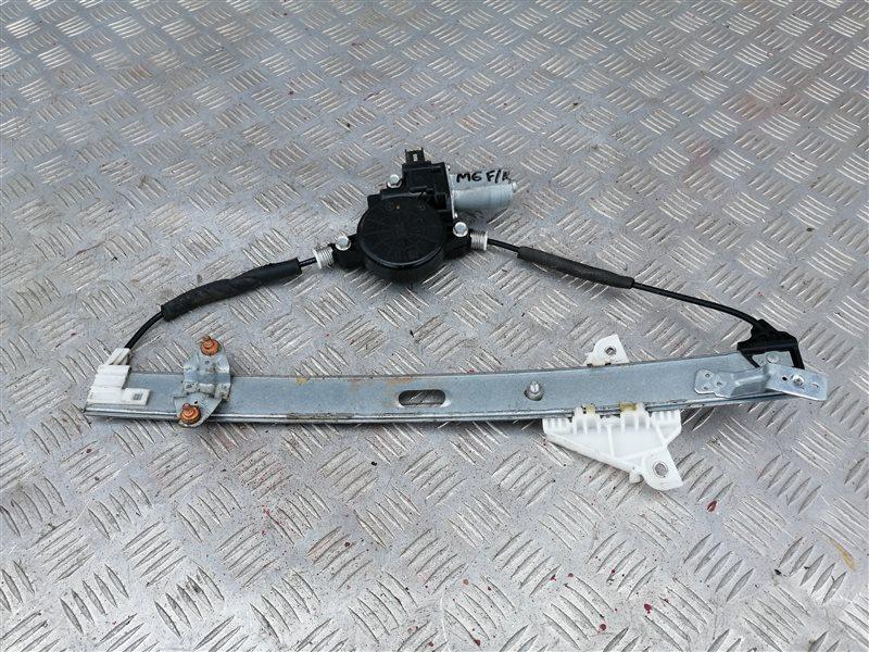 Стеклоподъемник Mazda 6 GJ PE-VPS 2014 передний правый (б/у)