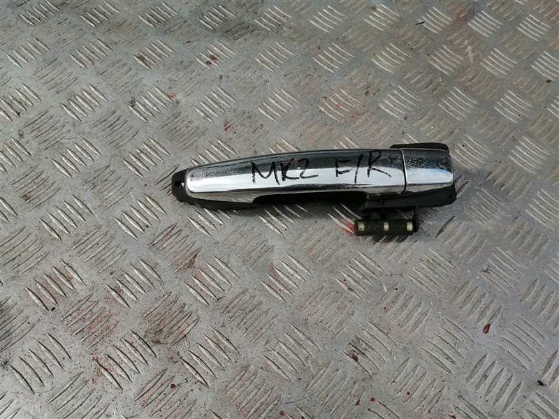 Ручка двери внешняя Geely Mk MR479QA 2012 передняя правая (б/у)