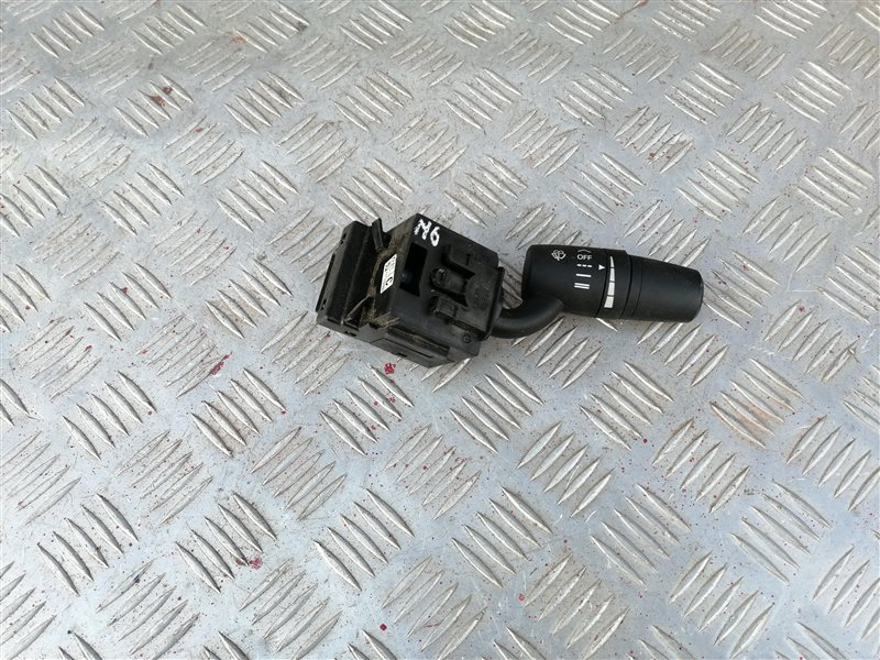 Переключатель дворников Mazda 6 GJ PE-VPS 2014 правый (б/у)