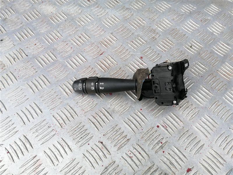 Переключатель поворотов Renault Sandero BS12 K7J 2011 левый (б/у)