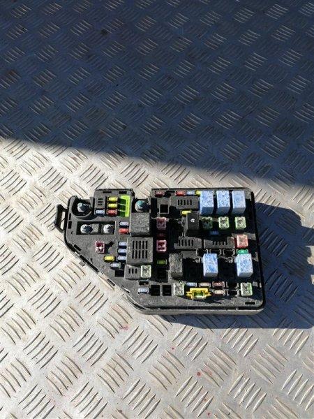 Блок предохранителей моторный Ssangyong Actyon New CK G20 2013 (б/у)