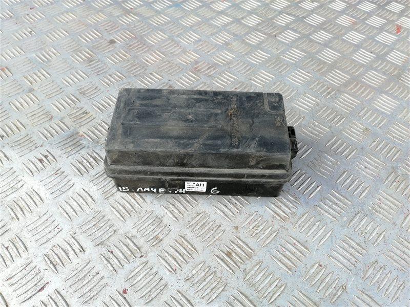 Блок предохранителей моторный Chevrolet Lacetti J200 F16D3 2008 (б/у)