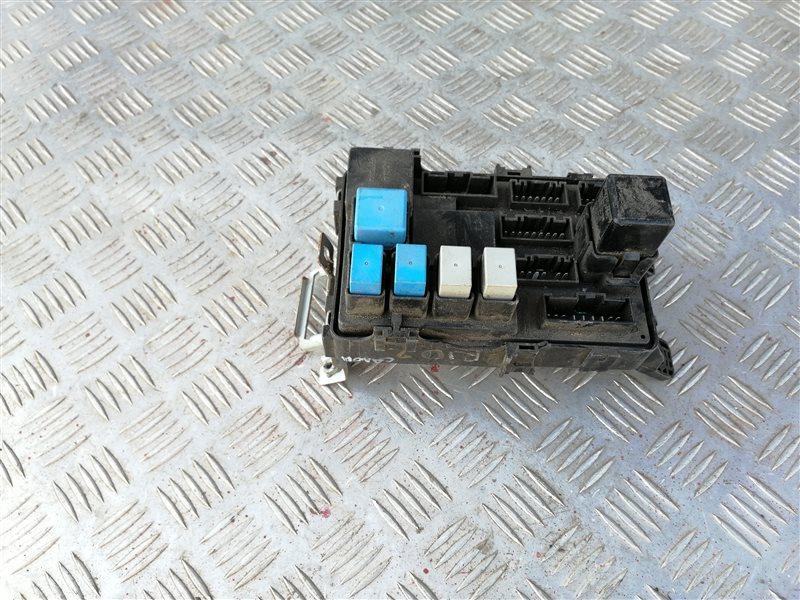 Блок предохранителей Kia Rio 2 JB D4FA 2007 (б/у)