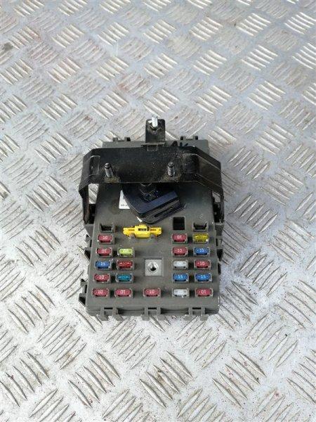 Блок предохранителей Chevrolet Aveo T250 F14D4 2008 (б/у)