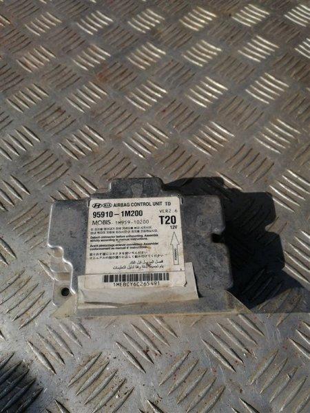 Блок управления аирбаг Kia Cerato 2 TD G4FC 2011 (б/у)