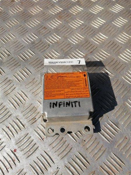 Блок управления аирбаг Infiniti M35 Y50 VQ35 2008 (б/у)