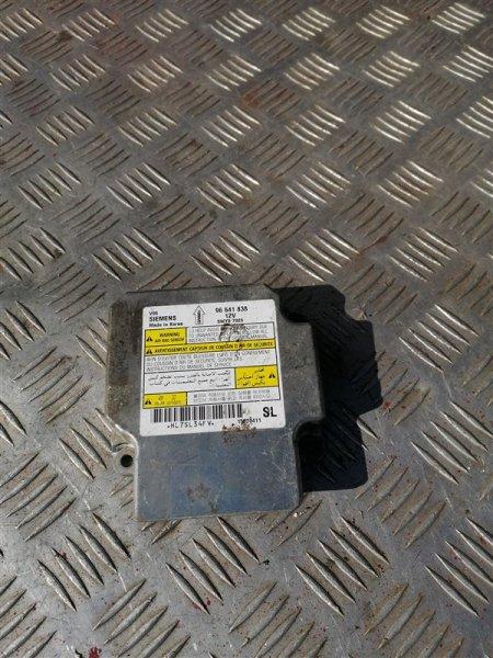 Блок управления аирбаг Chevrolet Epica V250 X20D1 2011 (б/у)