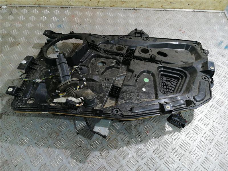 Стеклоподъемник Ford Fusion CBK FXJA 2007 передний правый (б/у)