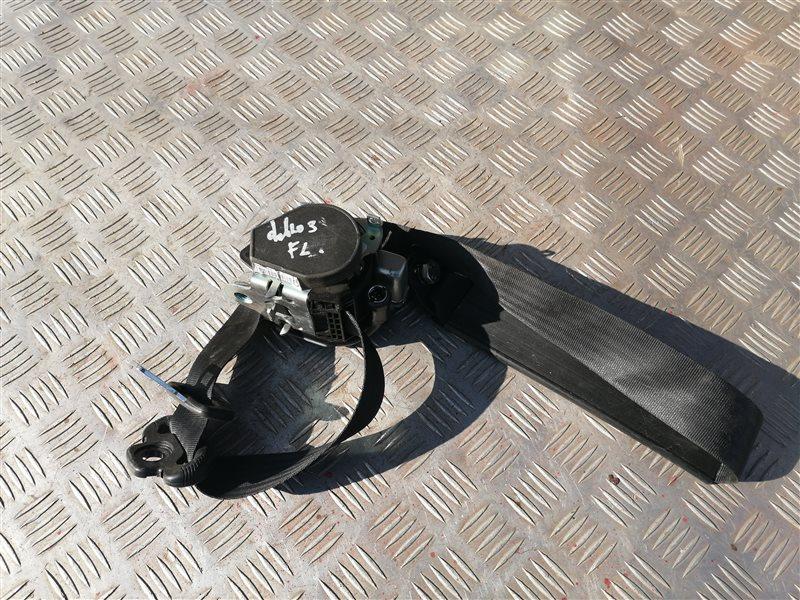Ремень безопасности Fiat Doblo 223 350A1000 2011 передний (б/у)