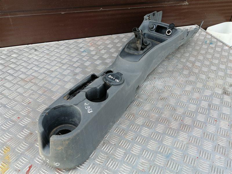 Центральная консоль Kia Rio 2 JB D4FA 2007 (б/у)