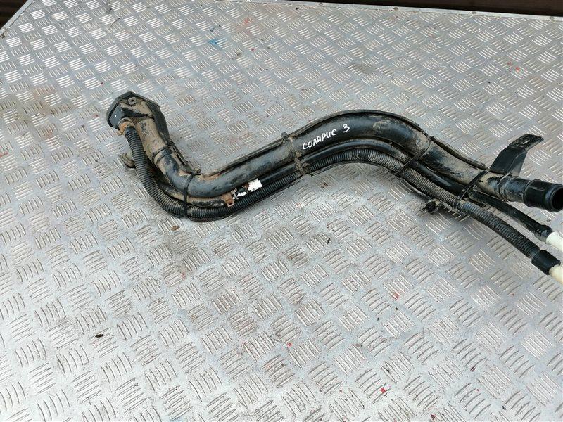 Горловина топливного бака Hyundai Solaris RB G4FC 2011 (б/у)