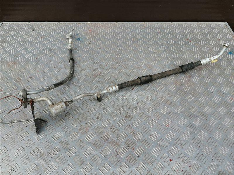 Трубки кондиционера Chevrolet Lanos T100 A15SMS 2007 (б/у)