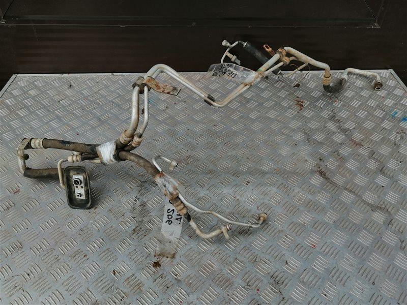 Трубки кондиционера Peugeot 206 2B KFW 2007 (б/у)