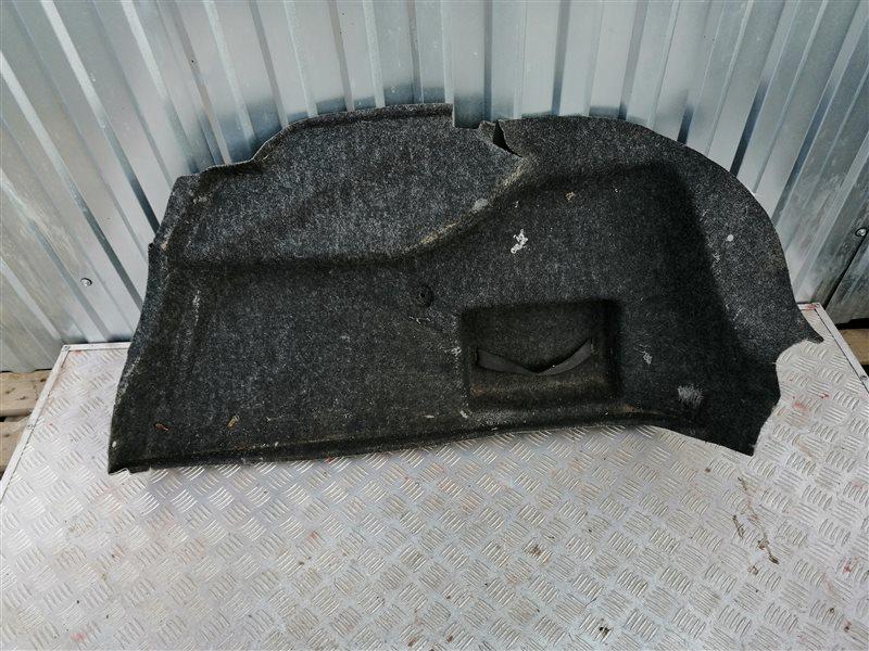 Обшивка багажника Peugeot 206 2B KFW 2007 задняя правая (б/у)