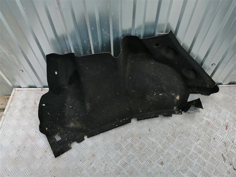 Обшивка багажника Renault Sandero BS12 K7M 2012 задняя левая (б/у)