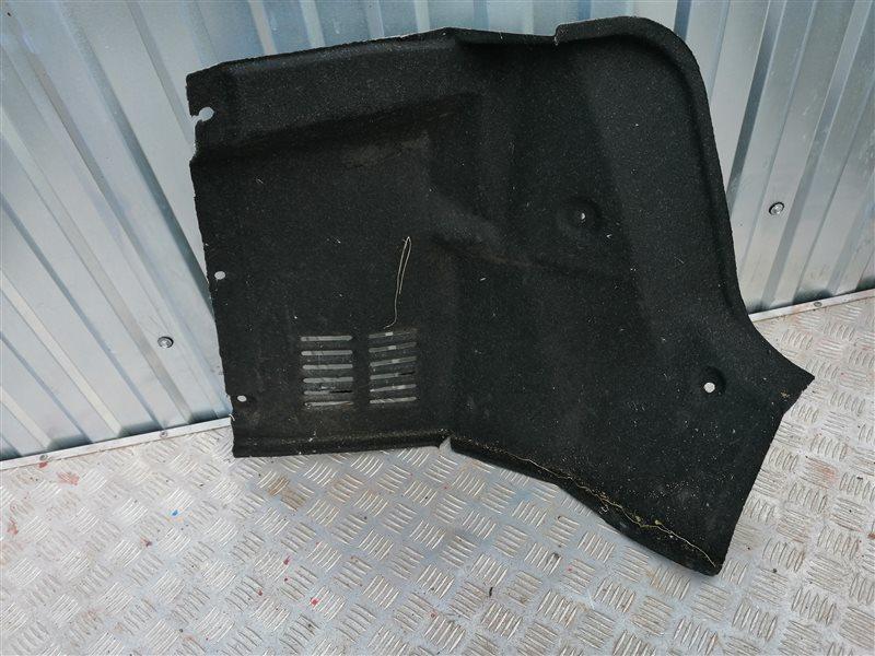 Обшивка багажника Chevrolet Aveo T250 F14D4 2008 задняя правая (б/у)