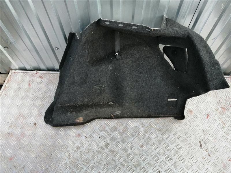 Обшивка багажника Opel Astra H Hatchback L48 Z18XER 2008 задняя правая (б/у)