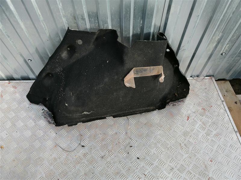 Обшивка багажника Renault Sandero BS12 K7M 2013 задняя правая (б/у)