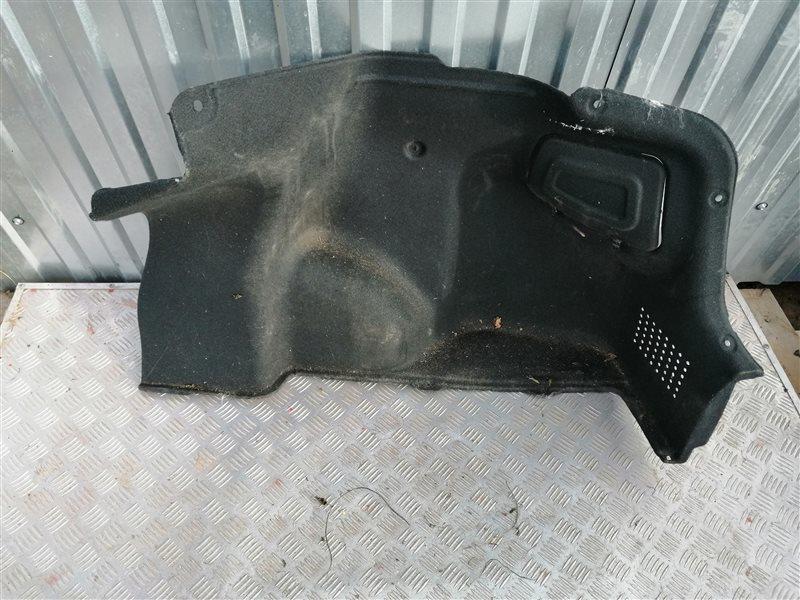 Обшивка багажника Kia Rio 3 QB G4FC 2014 задняя правая (б/у)