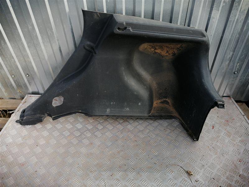 Обшивка багажника Hyundai Solaris RB G4FC 2011 задняя правая (б/у)