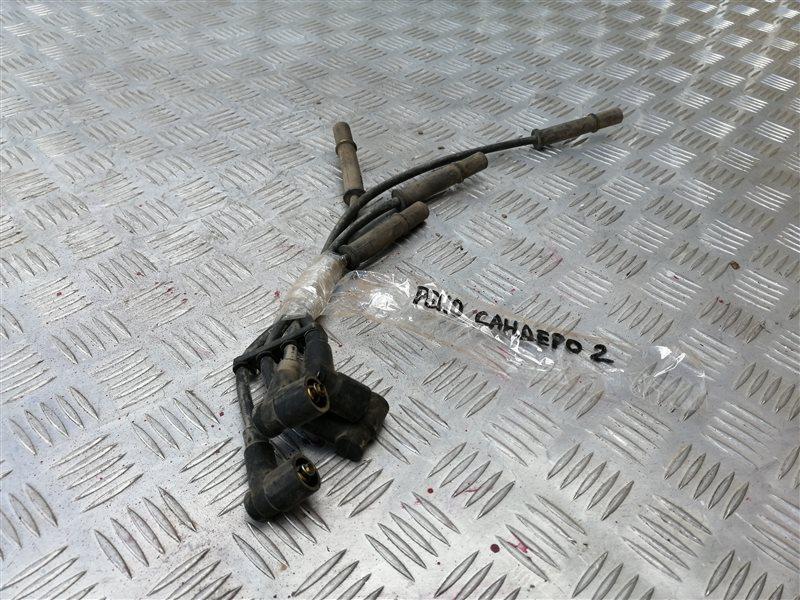 Провода высоковольтные Renault Sandero BS12 K7J 2011 (б/у)