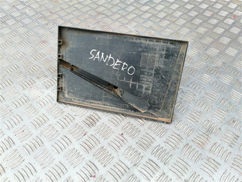 Крепление аккумулятора Renault Sandero BS12 K7M 2013 (б/у)