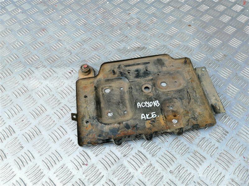 Крепление аккумулятора Ssangyong Actyon New CK D20T 2011 (б/у)