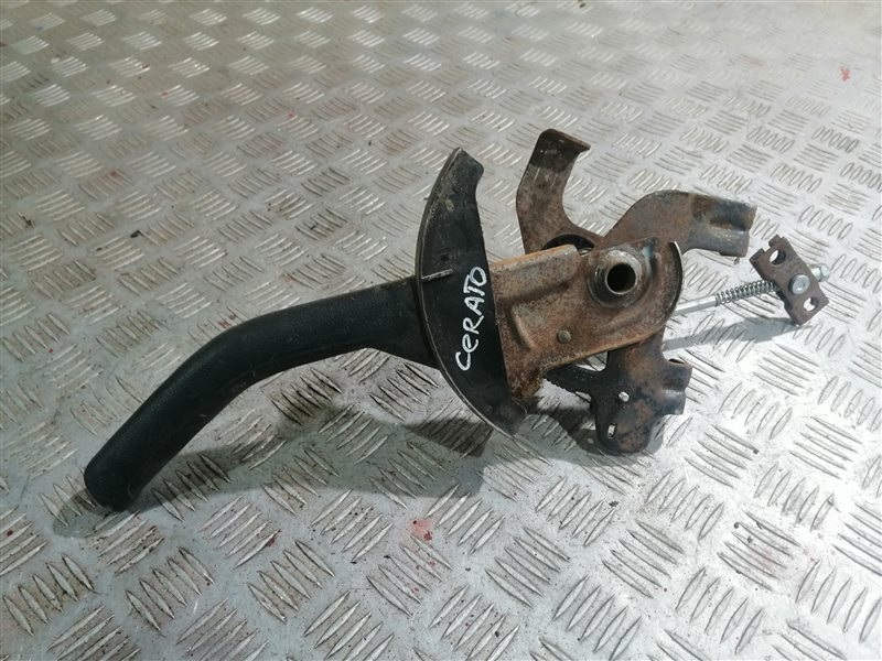 Рычаг стояночного тормоза Kia Cerato 2 TD G4FC 2011 (б/у)
