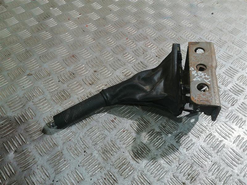 Рычаг стояночного тормоза Chevrolet Aveo T250 F14D4 2008 (б/у)