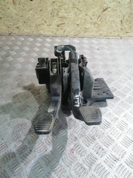 Педальный узел Fiat Doblo 223 350A1000 2011 (б/у)