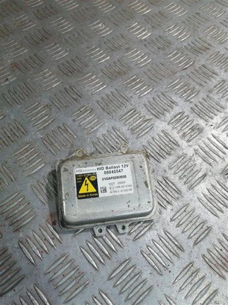 Блок ксенона Hyundai Santa Fe CM G4KE 2010 правый (б/у)
