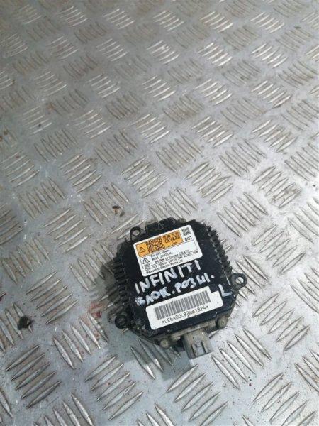 Блок ксенона Infiniti M35 Y50 VQ35 2008 левый (б/у)