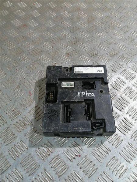 Блок комфорта Chevrolet Epica V250 X20D1 2007 (б/у)