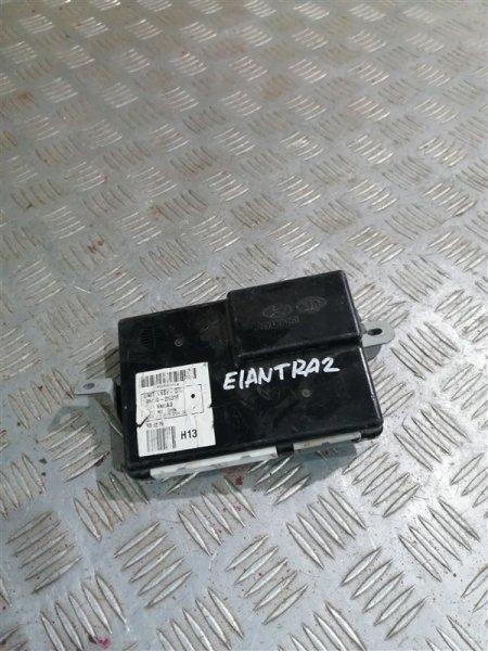 Блок комфорта Hyundai Elantra HD G4FC 2008 (б/у)