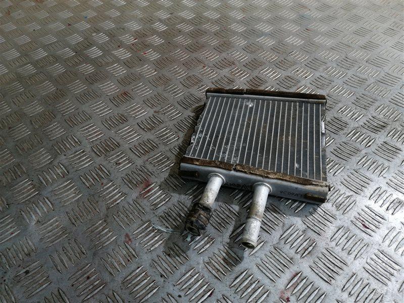Радиатор печки Chevrolet Aveo T250 F14D4 2008 (б/у)