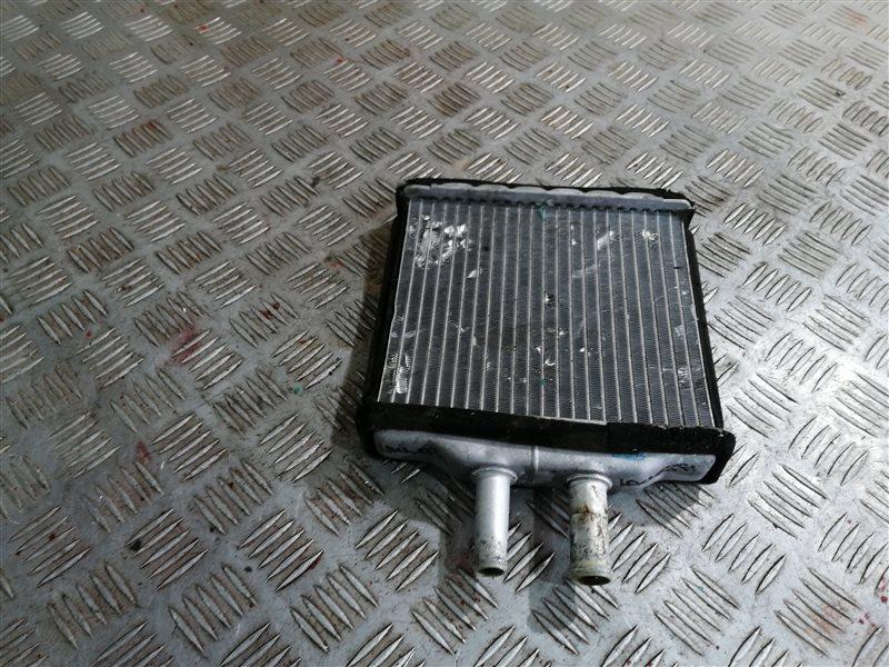 Радиатор печки Chevrolet Lacetti J200 F16D3 2007 (б/у)