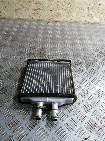 Радиатор печки Chevrolet Lacetti J200 F16D3 2006 (б/у)
