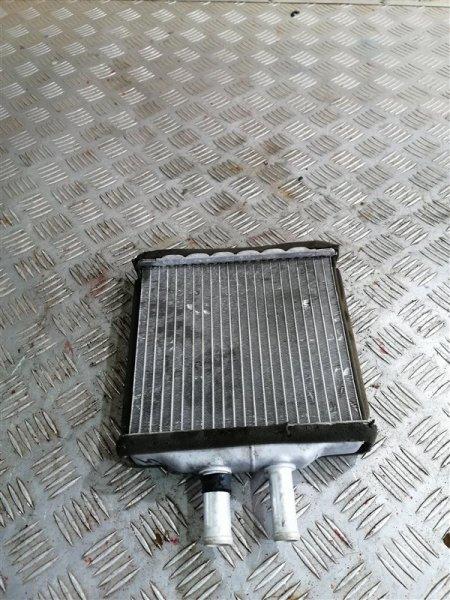 Радиатор печки Chevrolet Lacetti J200 F14D3 2012 (б/у)