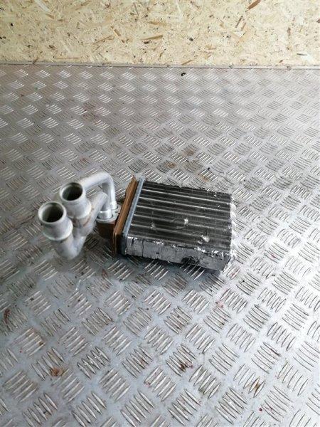 Радиатор печки Renault Sandero BS12 K7J 2011 (б/у)