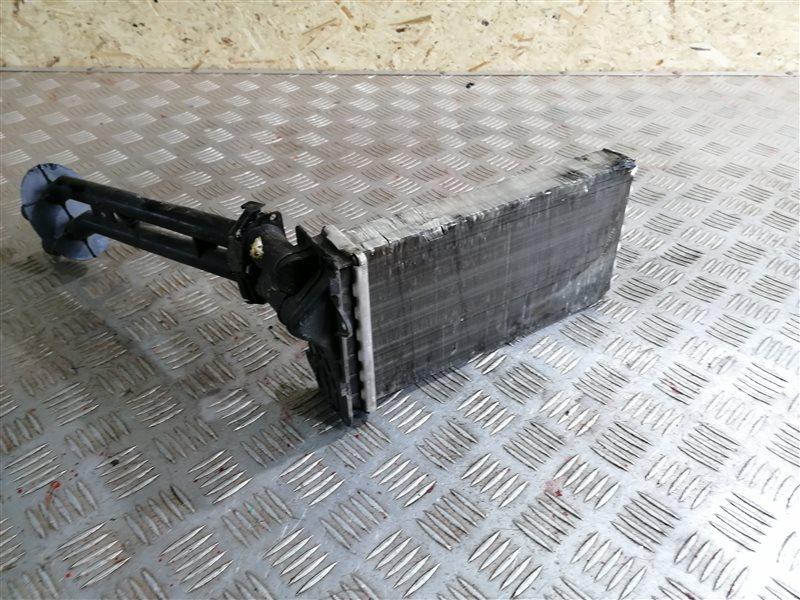Радиатор печки Peugeot 206 2B KFW 2007 (б/у)