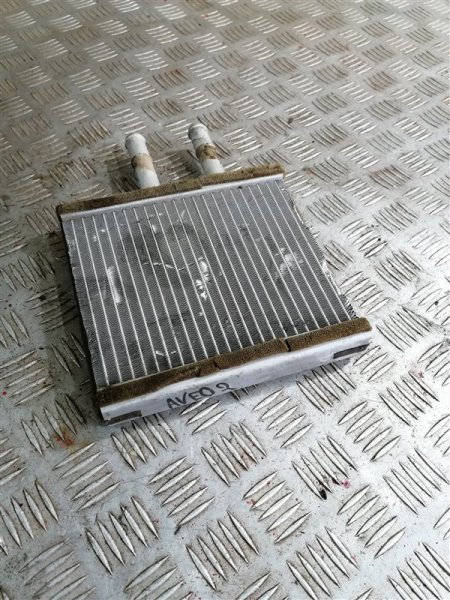 Радиатор печки Chevrolet Aveo T250 B12D1 2008 (б/у)