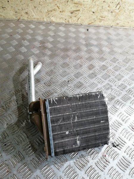 Радиатор печки Renault Sandero BS12 K7M 2012 (б/у)